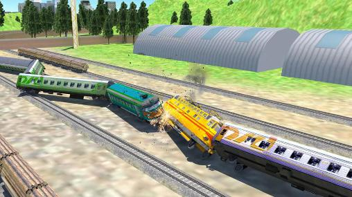 train driving 3d games free download